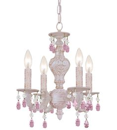 Paris Flea Market offers casual yet elegant, whimsical and chic chandeliers, wall sconces, and ceiling mounts.