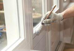 Learn how to remove paint from glass in just four easy steps!