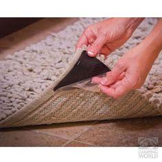 Ruggies Rug Grippers 8 Pack Rugs On Carpet Rugs Rugs Mats