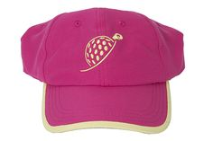 Turtles & Tees Junior Girls Pink Turtle Caps with Take A Swing Print! Find the best golf and tennis accessories at #lorisgolfshoppe
