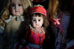 Sketch On Kyoto: Antique Dolls Kitano Tenman-gū Shrine, Kyōto Nikon D700 Nikkor 28-70mm F2.8 北野天満宮(京都市上京区馬喰町)