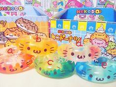 Nekodo Cat Donuts