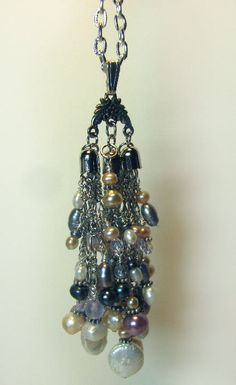 Beading Arts: Shower of Pearls