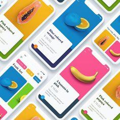 E-commerce Concept For Digital Goods. Work by Ui Ux Design, Ui Design Mobile, App Icon Design, Web Design Trends, Graphic Design, Ecommerce, Card Ui, App Design Inspiration, Apps