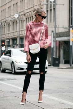 Fashion Trend to Love - Spring Stripes!