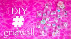 DIY #gridwall