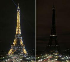 EN IMAGES. Le monde entier s'éteint «une heure pour la planète»