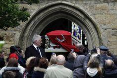 Robin Gibb Funeral | 2012