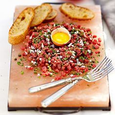 Beef Tartare | Williams-Sonoma
