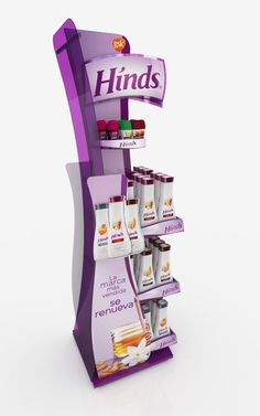 HINDS POSM GSK on Behance