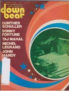 Amazon.com: Down Beat Magazine (February 12, 1976) Gunther Schuller / Taj Mahal / John Handy: Everything Else