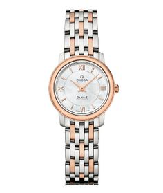 Horlogerie Bâle 2014 Omega montre De Ville Prestige