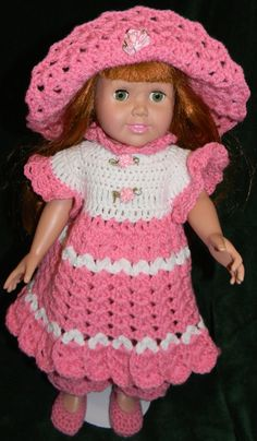 """18"""" doll outfit"""