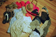 Packing Tips - Tropical Vacation