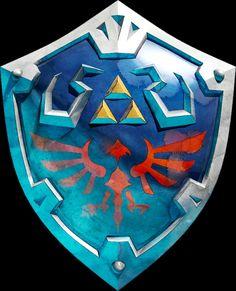 Escudo de link