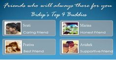 Check my results of Friends who will always there for you Facebook Fun App by clicking Visit Site button
