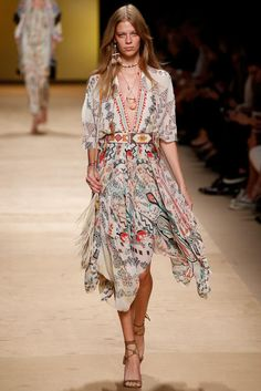 Etro Spring 2015 Ready-to-Wear - Collection - Gallery - Look - Style.com