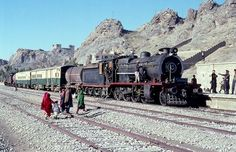 Khyber Pass Steam Safari, Pakistan