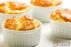 Receita de Suflê de frango em Sufles, veja essa e outras receitas aqui!