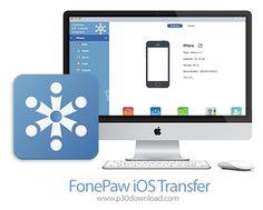 [مکینتاش] دانلود FonePaw iOS Transfer v1.7.0 MacOSX - نرم افزار مدیریت دستگاه های iOS در مک