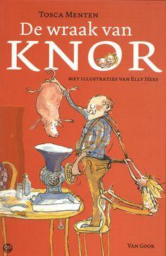De wraak van Knor - Tosca Menten