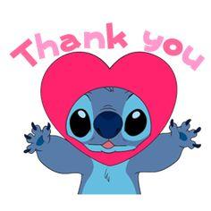 Tenemos la segunda edición de stickers animados de Stitch. Llena el chat de corazones y ternura alienígenas♪
