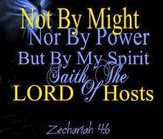 Zechariah 4 6 more scriptures quotes zechariah 46 zechariah 4 6