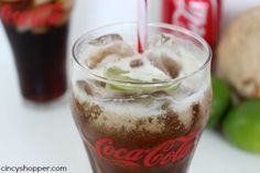Dirty Coke Recipe