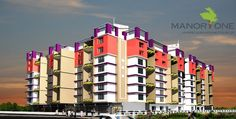 Affordable Luxury Housing #Apartments at KashishManorOne