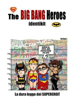 ISACOMICS...........comics and more: The BIG BANG Heroes identikit