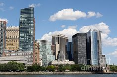 Downtown From The Water by Terry Weaver #cityscape