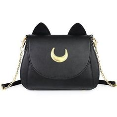 Cosplay Sailor Moon 20th Tsukino Usagi PU Leather Women Handbag Shoulder Bag *** Click on the image for additional details.