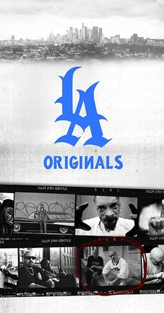 """While watching LA Originals, I was in awe. Not because of the realities shown but because I was watching as George Lopez called Oriol """"Cholo Da Vincis."""" From graffiti to tattoos, and even being responsible for the aesthetic of Grand Theft Auto: San Andreas, Mister Cartoon and Estevan Oriol have changed art, music, and have touched spaces of pop culture that some people would have deemed inaccessible to them as two Chicanos from East LA. LA Originals is a much watch. George Lopez, Movie Gifs, San Andreas, All Movies, Grand Theft Auto, Back To The Future, Chicano, Art Music, My Childhood"""