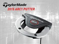 TaylorMade Japan 2015 ARC1 Putter