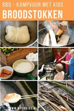 Barbecue heerlijk! Maar wat maak je voor de kinderen? Deze recepten zijn geschikt voor de barbecue voor kinderen. Leuk, lekker en echt BBQ!