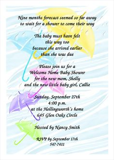 7 best welcome home baby shower images on pinterest party cardsshoppe baby shower welcome home invitation filmwisefo