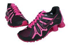 Nike Shox Turbo 13 (GS) 525236-001 Running Youth / Women - http://www.gogokicks.com/