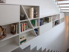 ספריה במדרגות