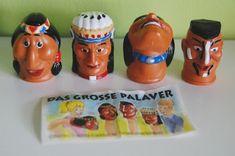Siedzący Byk i inni, czyli moje nowe naparstki - nie-naparstki :) #thimble #thimbles #dedal #dedales #naprstky #naparstek #naparstki #collectibles #collection #mythimblecollection #collectionofthimbles #mojakolekcjanaparstkow #Indianin #Indianie #Indians #Indian #KinderSurprise #jajkozniespodzianka #KinderNiespodzianka #kolekcja #kolekcjonerstwo #kolekcjonowanie #collecting