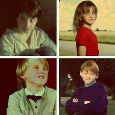 Lil Harry Potter cast