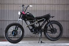 El-Solitario-Pop-Cycles-Punk-Custom-Honda-Cg-125-2
