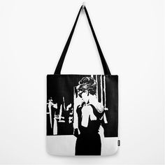 Thrill your girlfriend with Audrey Hepburn in by MONOFACES on Etsy