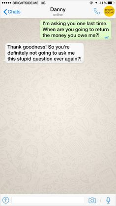 13Text Convos That Somehow Took anExtremely Baffling and Hilarious Turn