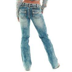 Cowgirl Tuff Women's OMG Fashion Jeans