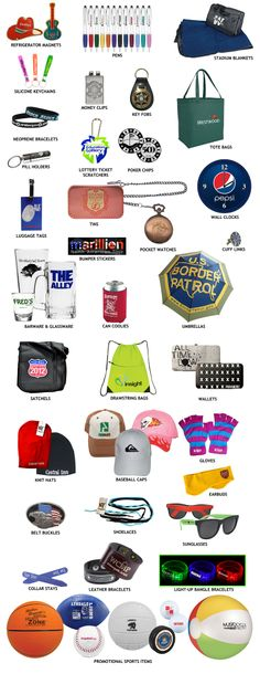 Custom Promotional Products - Used them for custom dog tags for charity fundraiser.  Good selection for an OCC fundraiser