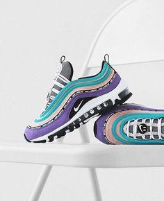Nıke Air Max 97 Have A Nıke Day Comment your thoughts . Air Max Sneakers, Sneakers Mode, Sneakers Fashion, Fashion Shoes, Gold Sneakers, Air Max 97 Outfit, Nike Air Max, Air Max One, Baskets