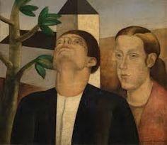 Mas são raras as suas obras que excluem a figura humana. A sua pintura, que não deixa de incorporar reminiscências dos antigos mestres flamengos, ...