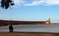 Ischia Porto, il pescatore