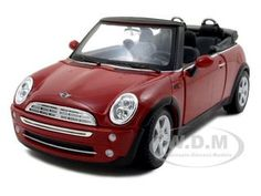 Clever Diecast Mini Cooper S Countrymzn Red Toy Car Keyring Keychain Recorded Delivery Reliable Performance Branded Automotive Merchandise