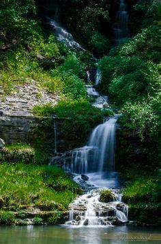 Dogwood Canyon Nature Park, Missouri; photo by James Stack